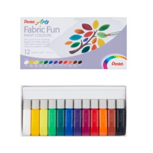 Fabric Fun Paint Colours
